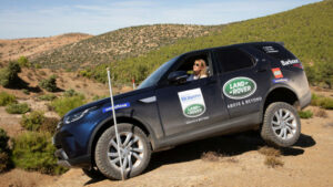 Fotos: Land Rover Discovery Challenge 2019