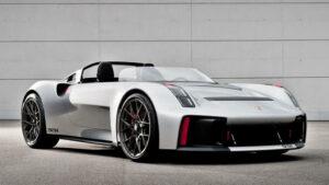 Fotos: Prototipos Porsche «Unseen» que no vieron la luz