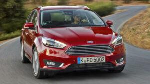 Fotos del Ford Focus