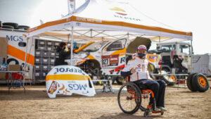 Jornada de descanso del Rally Dakar