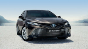 Fotos del Toyota Camry Hybrid 2019