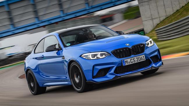 Prueba del BMW M2 CS 2020: un M con mayúsculas