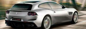 Fotos del Ferrari GTC4 Lusso T