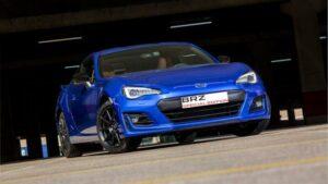 Fotos del Subaru BRZ Special Edition