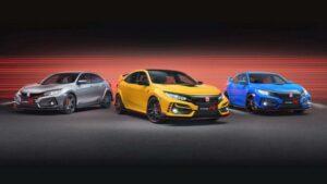 Fotos: Honda Civic Type R 2020