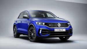 Fotos del Volkswagen T-Roc R