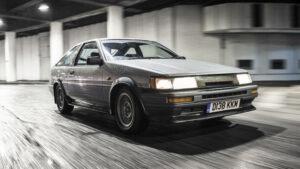 Fotos del Toyota Corolla AE86
