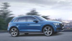 Fotos del Audi Q5 TFSIe quattro