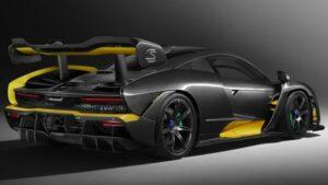 Fotos del McLaren Senna Carbon Theme