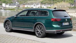 Fotos: Volkswagen Passat Alltrack 2020