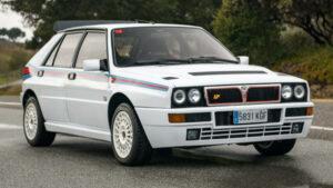 Fotos: Lancia Delta Integrale Evoluzione Martini 5 a subasta