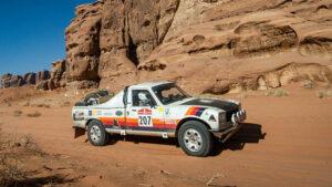 Novena etapa del Rally Dakar
