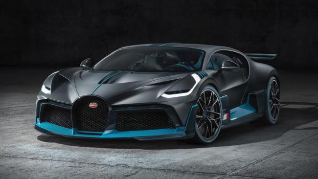 Bugatti Divo: el deportivo de los 5 millones, a la venta a finales de 2020
