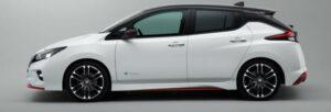 Fotos del Nissan Leaf Nismo Concept