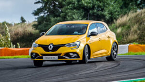 Fotos del Renault Mégane RS Trophy a prueba