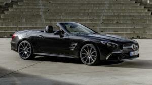Fotos del Mercedes SL Grand Edition