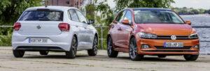 Fotos de la prueba del Volkswagen Polo 2018