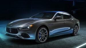 Fotos: Maserati Ghibli Hybrid 2020