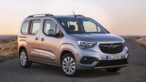 Fotos del Opel Combo Life al detalle