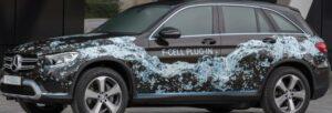 Fotos del Mercedes GLC Fuel Cell
