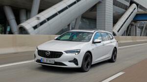 Fotos: Primera prueba del Opel Insignia 2020