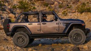 Jeep Wrangler Rubicon 392 V8 470 CV