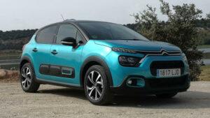 Fotos: el Citroën C3 2020, a prueba
