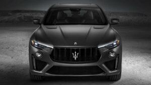 Fotos del Maserati Levante Trofeo