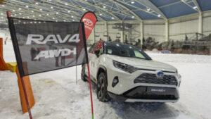 Fotos del Toyota RAV4 Hybrid AWD-i
