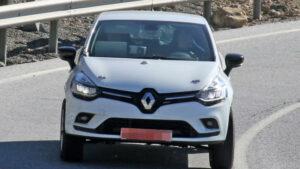 Fotos espía del Renault Clio SUV