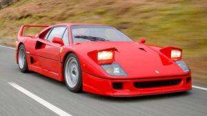 Fotos: Ferrari F40, la leyenda de Maranello