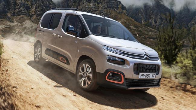 Fotos del Citroën Berlingo Multispace