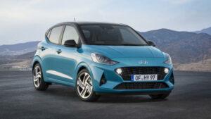 Fotos del nuevo Hyundai i10