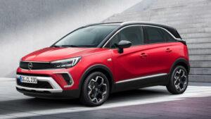 Fotos: Opel Crossland 2021