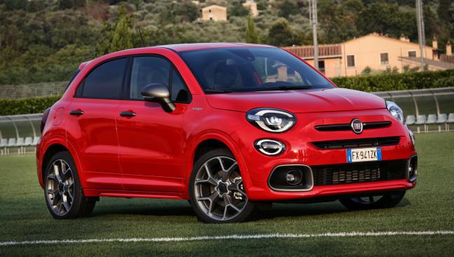 Fiat 500X Sport: el nuevo buque insignia de la gama