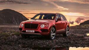 Fotos del Bentley Bentayga V8