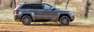 Fotos de la prueba del Jeep Grand Cherokee 75 Anniversary