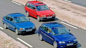 Fotos: Opel Astra F