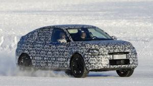 Fotos espía Citroën C4 2020