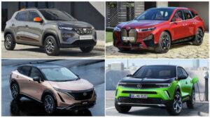 10 nuevos coches eléctricos que triunfarán en 2021
