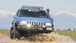 Fotos: Jeep Grand Cherokee Laredo ZJ preparado