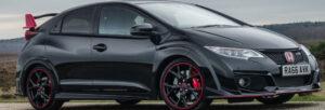 Fotos del Honda Civic Type R Black Edition