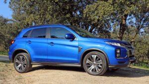 Fotoprueba del Mitsubishi ASX 200 MPI Kaiteki+ CVT 4WD