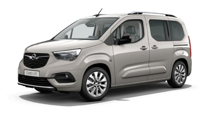 Fotos: Opel Combo Life 2021