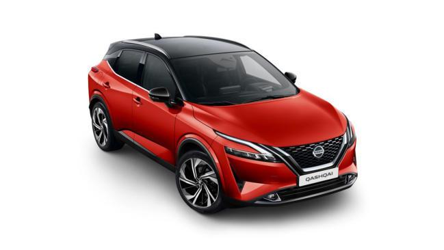 Fotos exclusivas del Nissan Qashqai 2021
