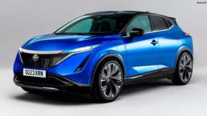 Nuevo Nissan SUV eléctrico