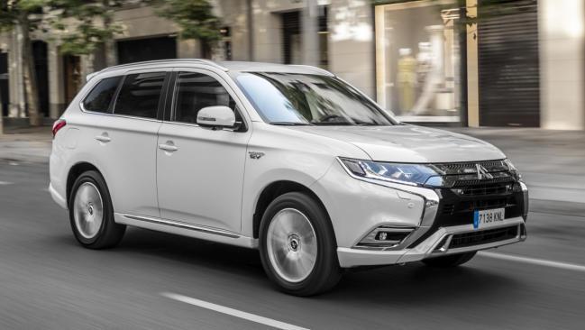 El Mitsubishi Outlander PHEV híbrido enchufable, en oferta por 34.295 euros