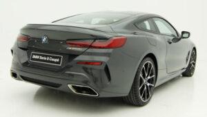 Fotos del nuevo BMW Serie 8 Coupé