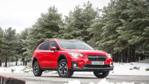 Fotos del Subaru XV Executive Plus