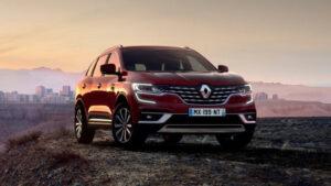 Fotos del Renault Koleos 2019